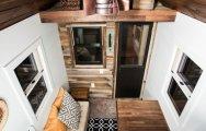 архитектура компактный домик дачи площадью метров