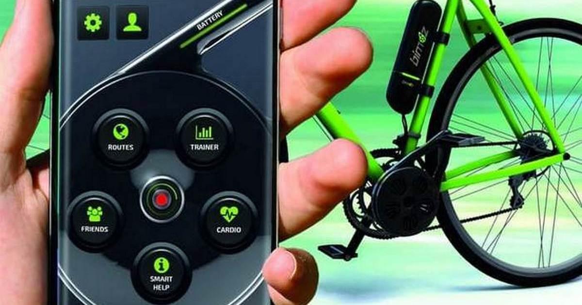 Устройство, которое превратит самый обычный велосипед в электробайк