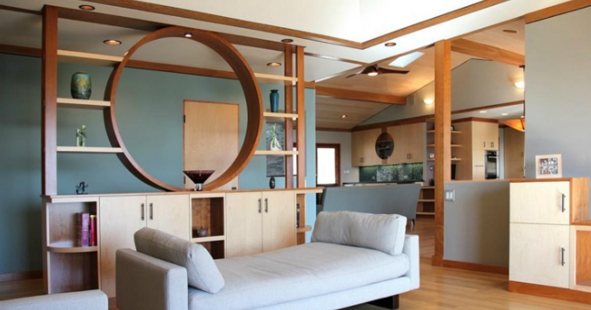 17 роскошных перегородок, которые помогут зонировать помещение и преобразить интерьер