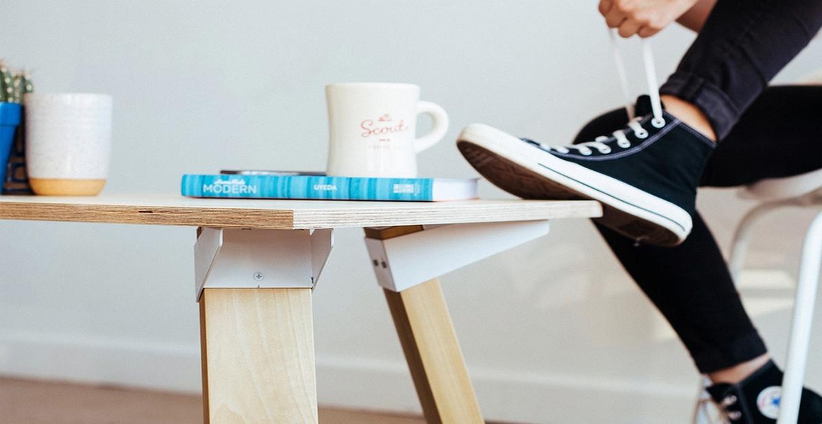 Конструктор для взрослых: 4 крепления, с помощью которых можно собрать любую мебель в доме