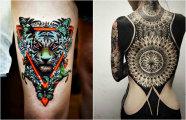 Fashion: Недетские картинки: 6 популярных стилей и 17 примеров оригинальных татуировок