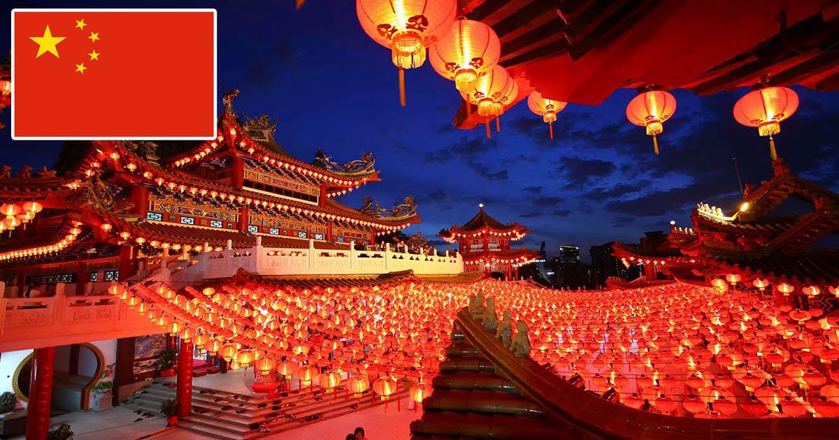 20 шокирующих фактов о Китае, о которых знают не все