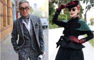 Fashion: 17 модных пенсионеров, которым наплевать на возраст