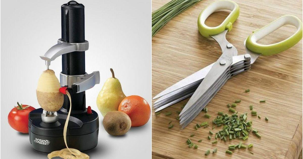 7 крутых штук, которые должны быть в кухонном арсенале каждой хозяйки