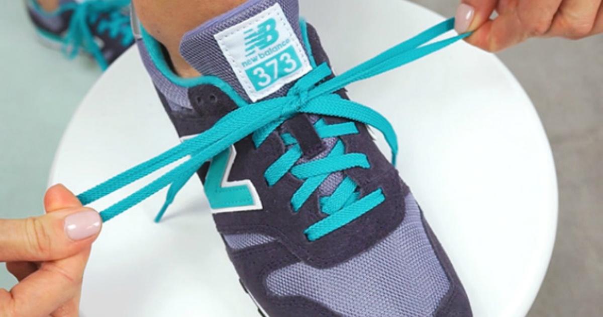 Жажда скорости: как завязать шнурки за одну секунду