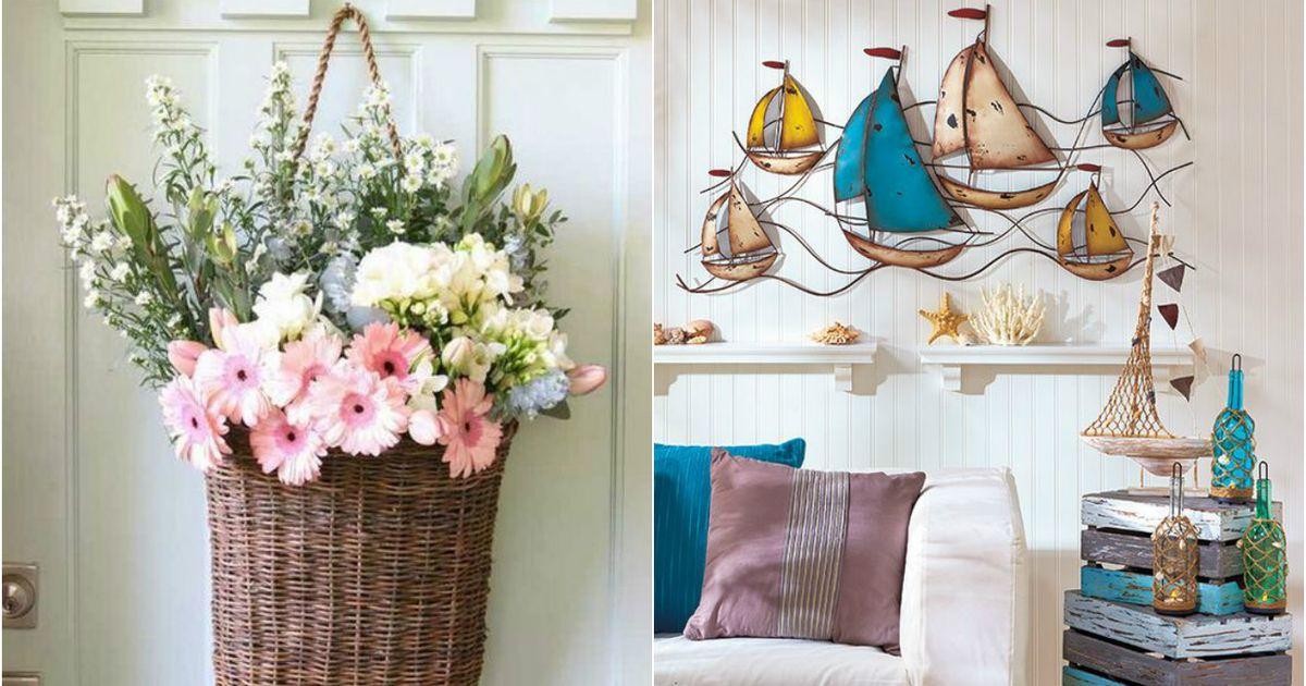 Лето в деталях: 25 примеров красивого и стильного декора для каждой комнаты