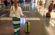 Гаджеты: Уникальный суперлёгкий чемодан для идеального путешествия