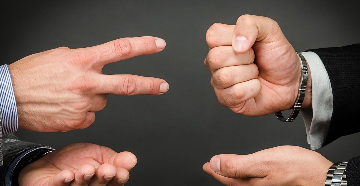 Как всегда побеждать в игре «камень-ножницы-бумага