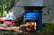 Гаджеты: Безопасная переносная печь, которая не требует газа для работы