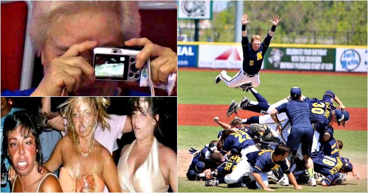На долгую память: 17 курьезных ситуаций, удачно зафиксированных на снимках