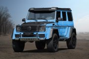 Mansory + Mercedes G500 4x4 Squared = ������ �������� � �������