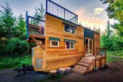 архитектура сделай функциональный домик площадью метров