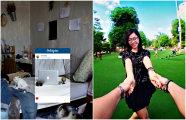 Юмор: Маленькие хитрости: 13 снимков, которые раскрывают секреты популярных снимков из социальных сетей