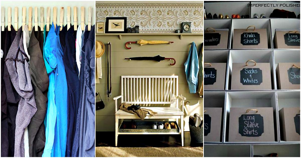 Как организовать хранение вещей в квартире — The Village