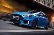��������� �������� ������� Ford Focus RS ��� ����� ����������