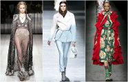 Fashion: Модный экскурс: 17 главных тенденций грядущей осени