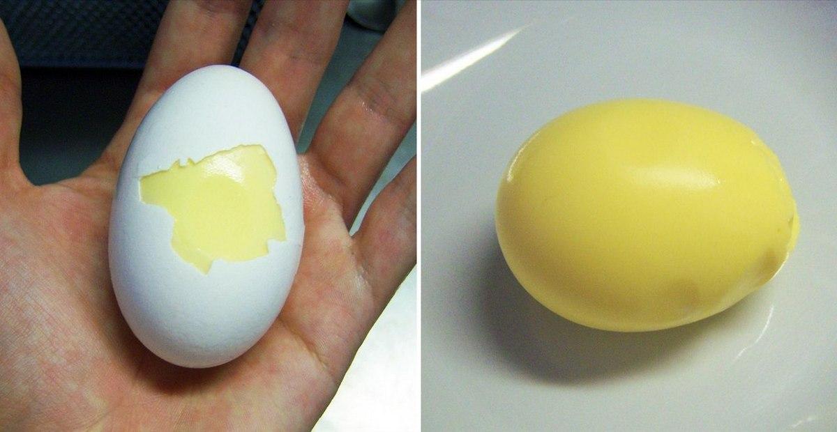 Золотые» яйца или как сделать яичницу, не разбив яиц