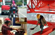Юмор: ОБЖ: 17 снимков, демонстрирующих высшую степень заботы о безопасности