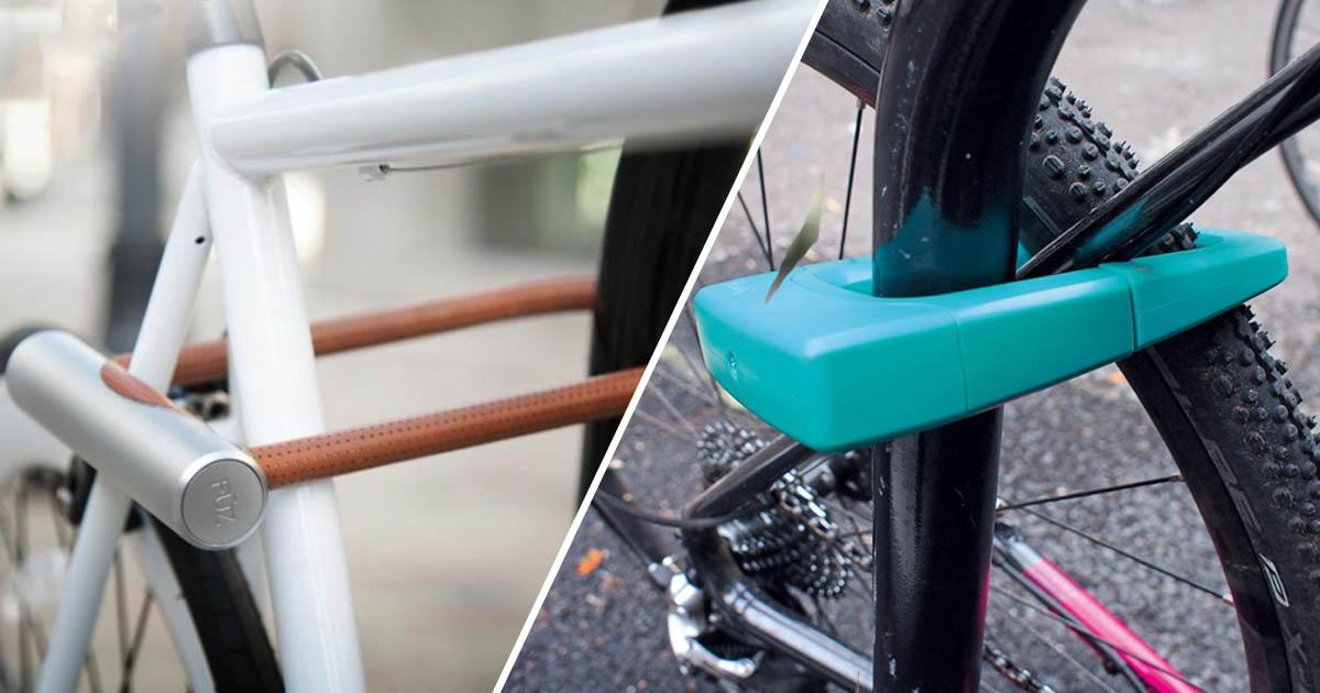 10 самых надёжных велосипедных замков, перед которыми воры бессильны