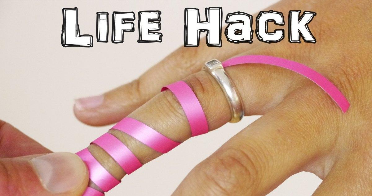 Скрываем семейное положение: как снять кольцо, если оно застряло на пальце