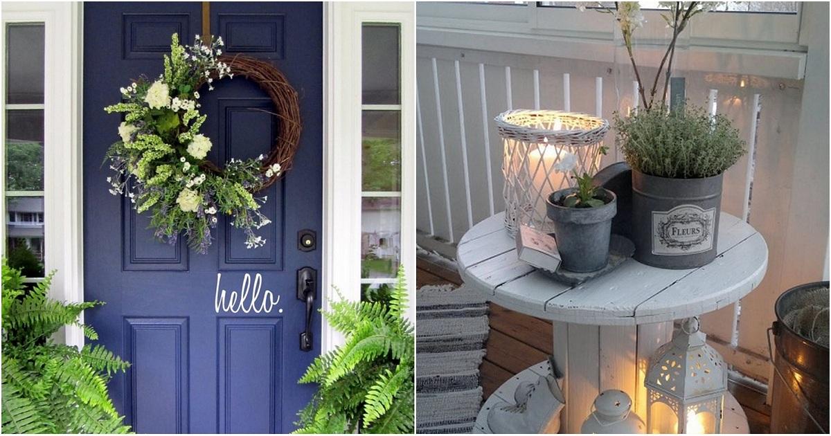 Правила входной двери: как запустить в дом удачу - Домострой