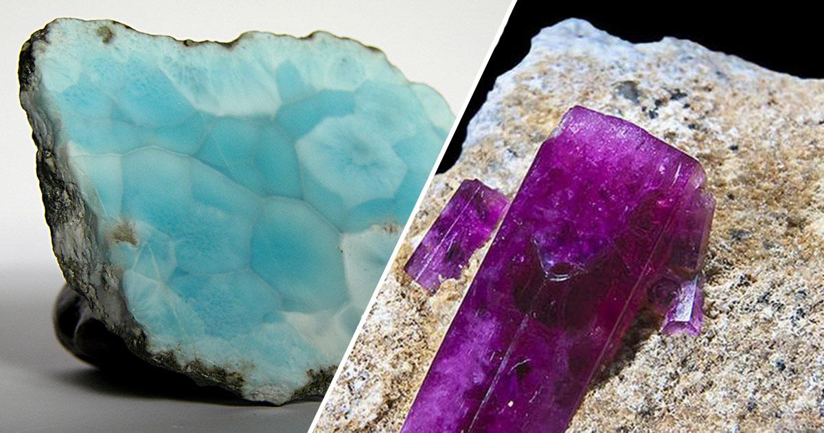 10 самых редких драгоценных камней в мире, которые поражают своей красотой