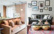 Идеи вашего дома: Маленькая гостиная: 10 хороших примеров оформления