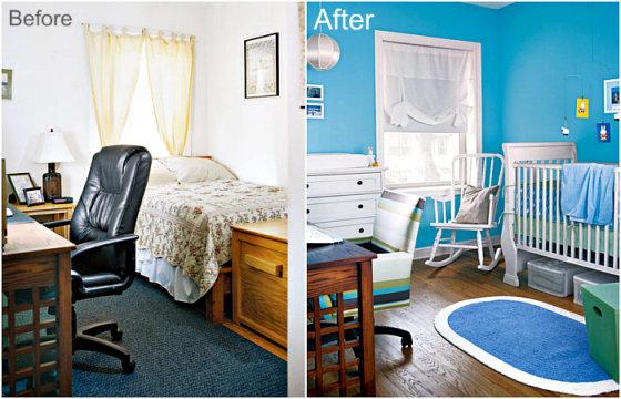17 вдохновляющих примеров преображения комнат, которые стоит взять на заметку всем, кто планирует ремонт