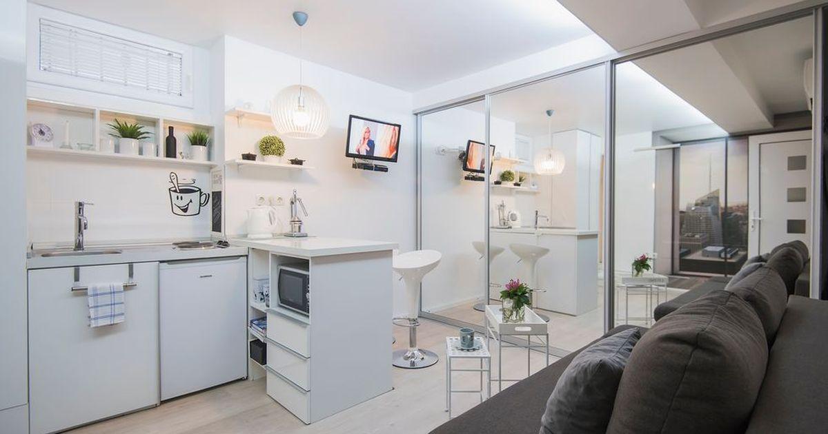 Как оформить квартиру площадью 16 квадратных метров: классный пример, на который стоит взглянуть