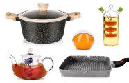 Посуда FISSMAN: 15 великолепных кухонных новинок, которые оценит каждая хозяйка