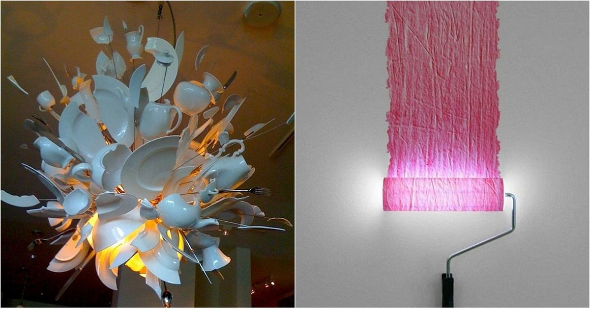 Креативное освещение, которое дополнит и создаст непредсказуемую и яркую атмосферу