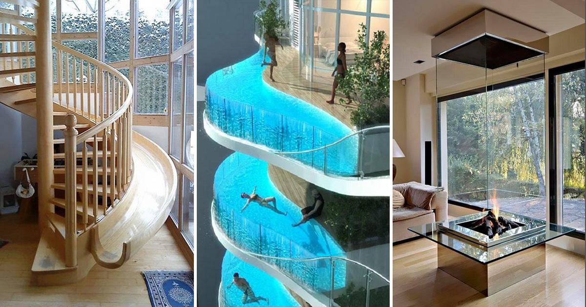 Как сделать свое жилище красивым, удобным и очень необычным