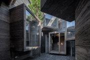 архитектура тотальная оптимизация пространства миниатюрный хостел площадью метров