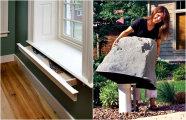 17 гениальных скрытых систем, которые помогут спрятать все лишнее и сэкономить пространство в доме