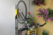 Новая супер удобная станция для велосипеда прямо в вашем доме