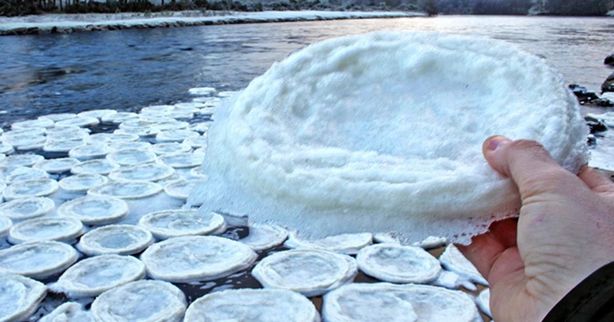 10 невероятных примеров экстремально холодной погоды