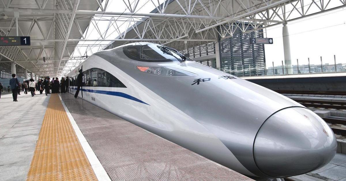 10 самых быстрых в мире поездов