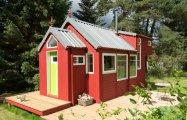 архитектура домик площадью метров отличный вариант дачной постройки