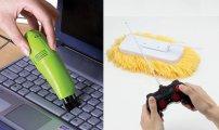 Промышленный дизайн: 5 нетипичных приборов, которые помогут справиться с домашней пылью