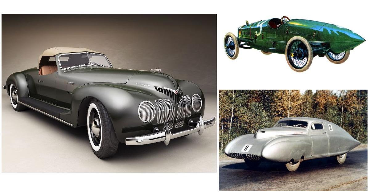 Самые крутые спортивные автомобили СССР, которые известны далеко не каждому (часть 1)
