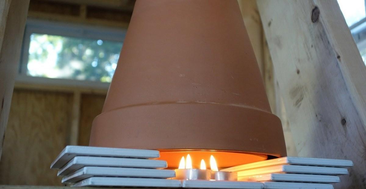 Погода в доме: как сделать бюджетный обогреватель, который наполнит квартиру теплом
