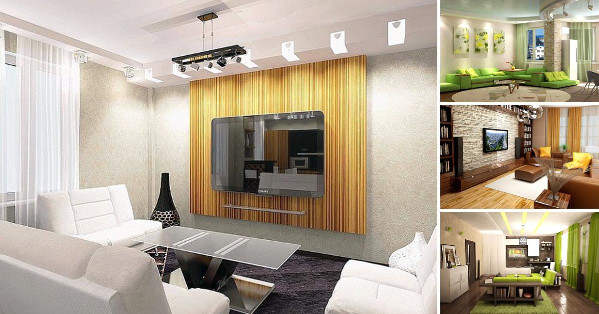 Гостиная в стиле минимализм: 26 идей, которые подойдут для каждого дома
