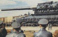 Кровавая «Дора»: Как гигантская пушка нацистов могла изменить ход Второй мировой войны