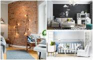 18 уютных идей, которые создадут комфортный интерьер в скандинавском стиле
