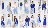 Fashion: 30 стильных образов из всего 6 элементов одежды: как выглядит самый продуманный гардероб на каждый день месяца