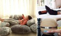 9 современных устройств, которые помогут комфортно отдохнуть после тяжёлого дня