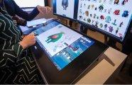 Первая в мире «умная» рабочая поверхность с возможностями сенсорного ввода