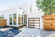 Альтернатива бетону и кирпичу: стильный дом из морских контейнеров