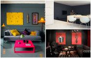 15 восхитительных темных интерьеров, которые доказывают, что черный цвет для дома – отличная идея