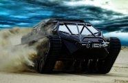 Ripsaw EV2 - «суперкар» среди вездеходов для экстремальной езды